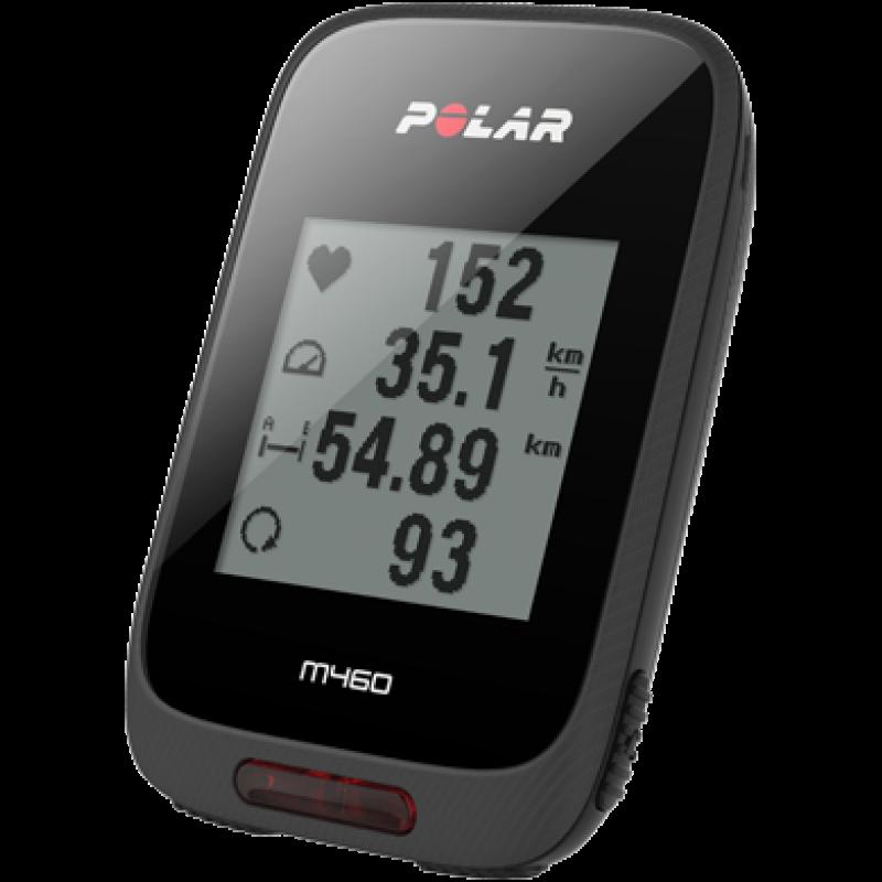 Ciclocomputador com GPS Polar M460