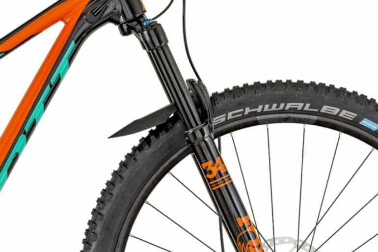 Paralama Syncros Trail Fender para Fox34 Step Cast