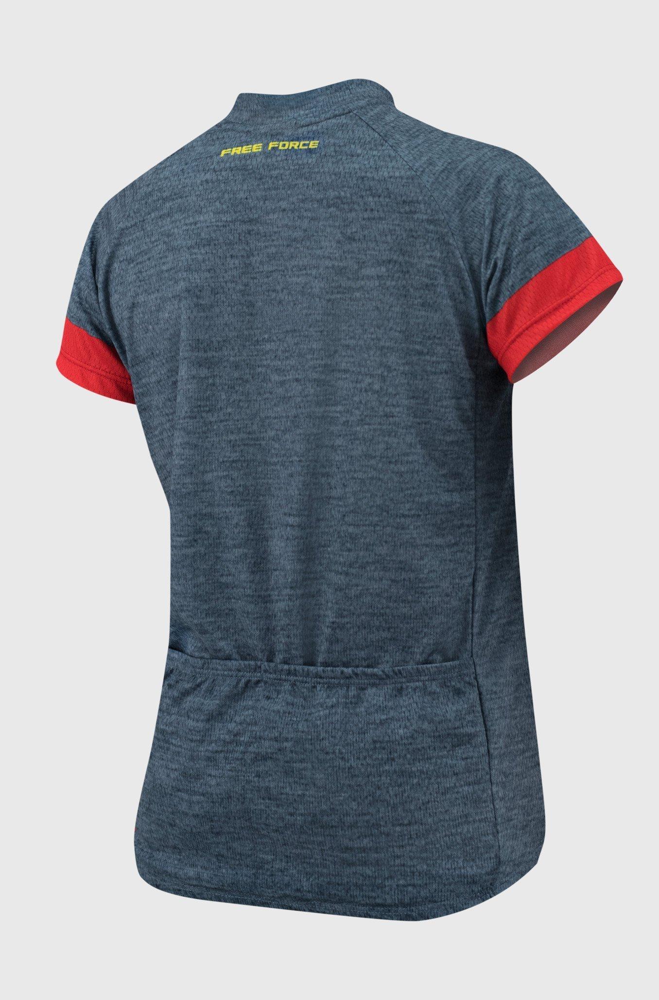 Camisa Free Force Infantil SunShine
