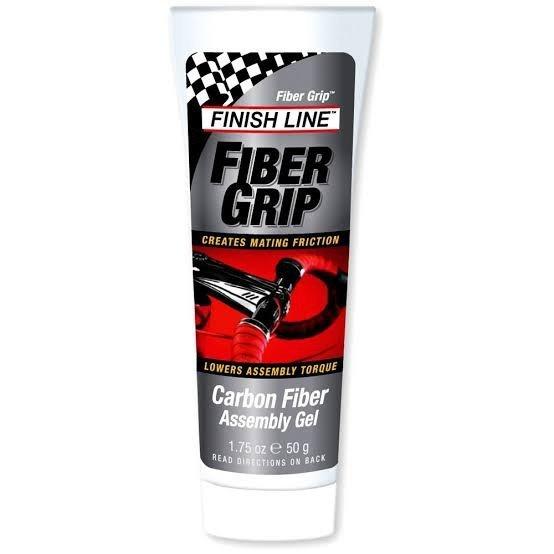 Graxa Finish Line Fiber Grip Carbon 50ml