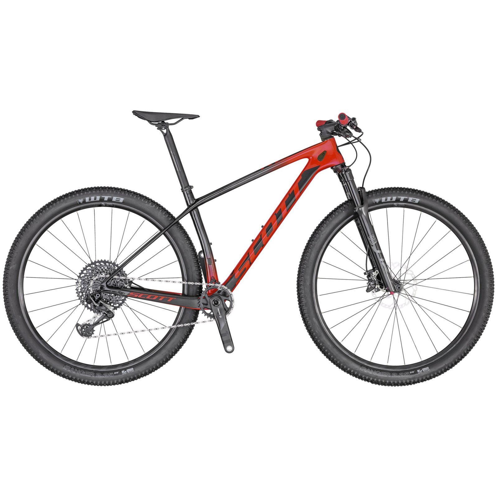 Bicicleta Scott Scale 900 RC TEAM 2020