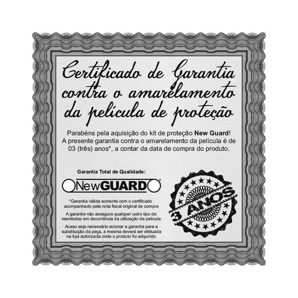 Kit Película Protetiva New Guard Maxxi