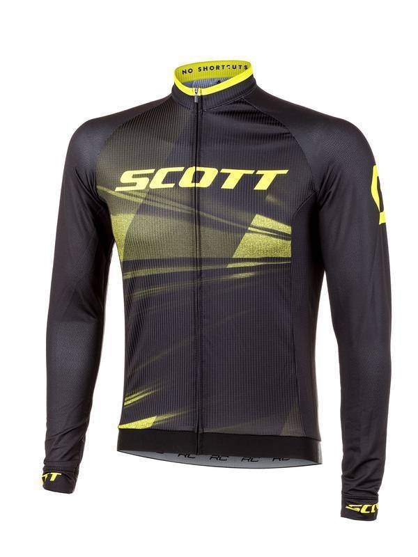 Camisa Scott RC PRO Manga Longa 2020
