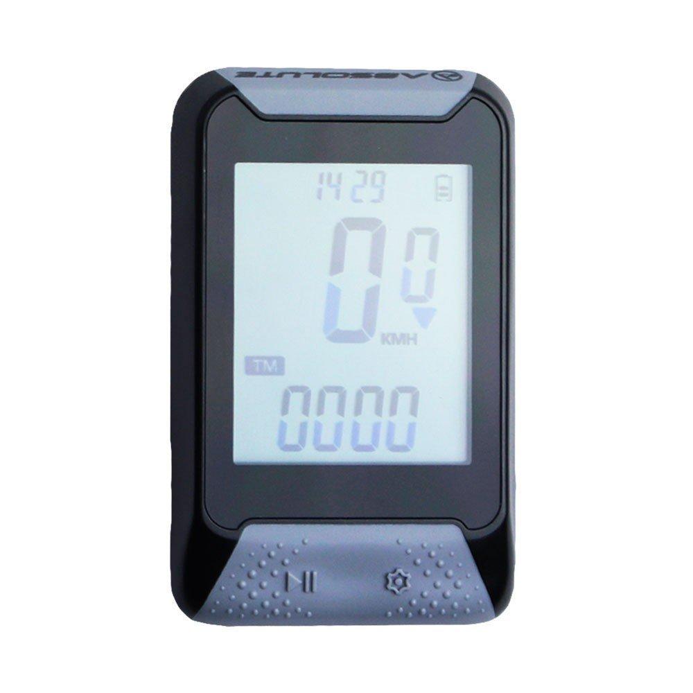 CicloComputador com GPS Absolute Nero - Strava