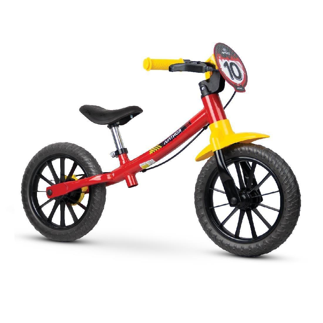 Bicicleta Infantil de Equilibrio Nathor Fast