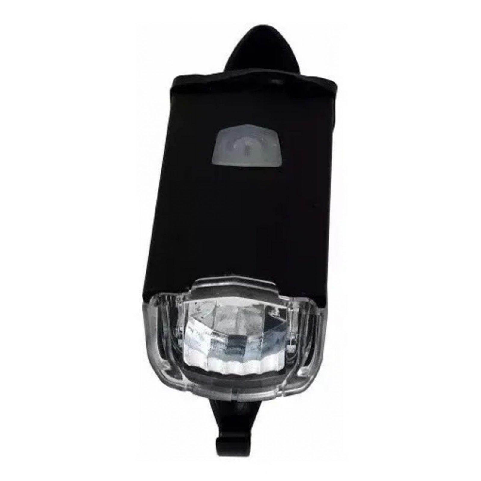 Fárol Dianteiro Absolute JY-7040 Led 3W 200 Lumens USB