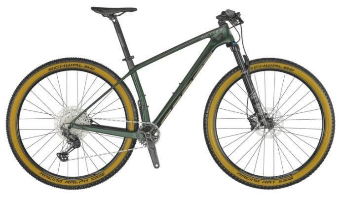 Bicicleta Scott Scale 930 2022