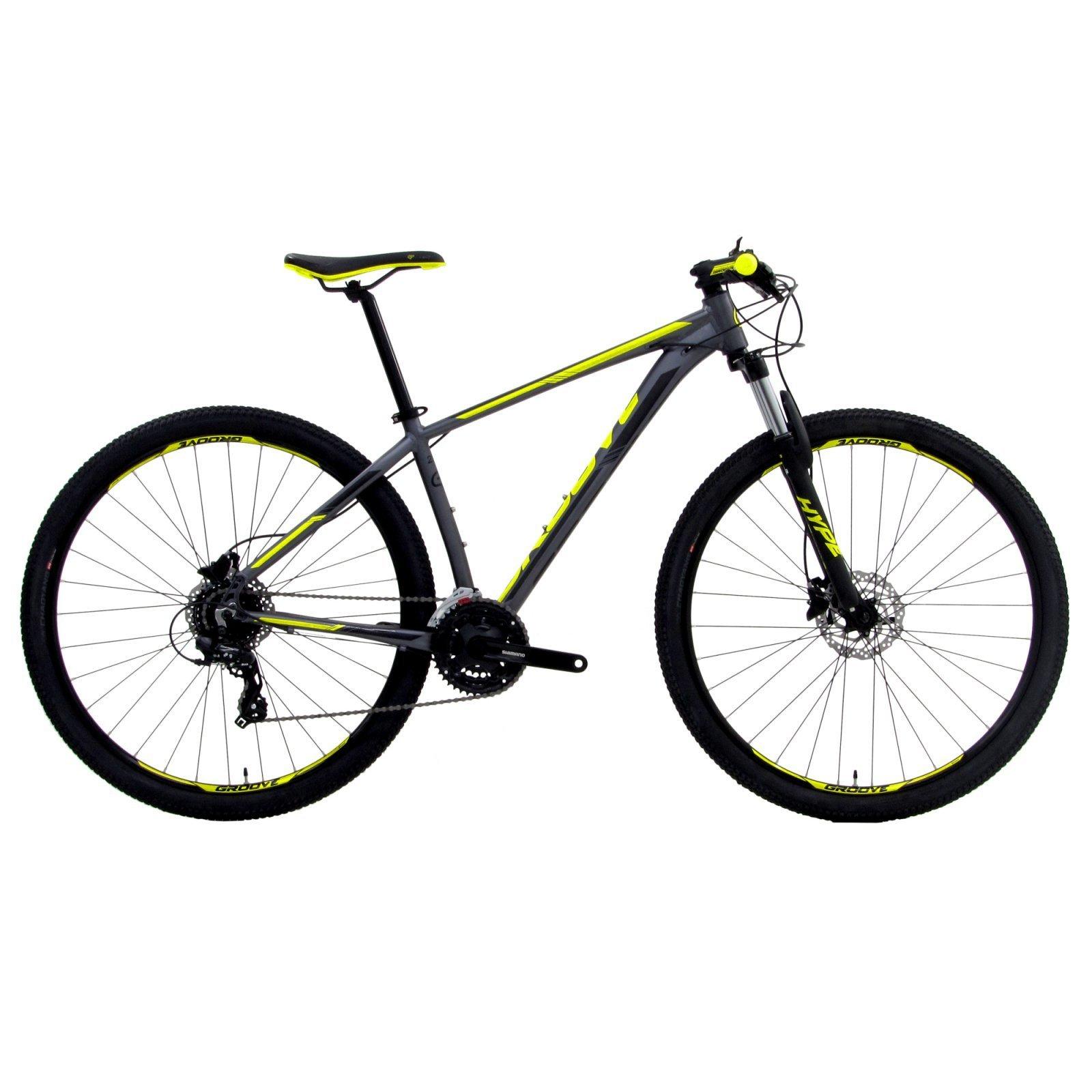 Bicicleta Groove Hype HD 24 vel 2021