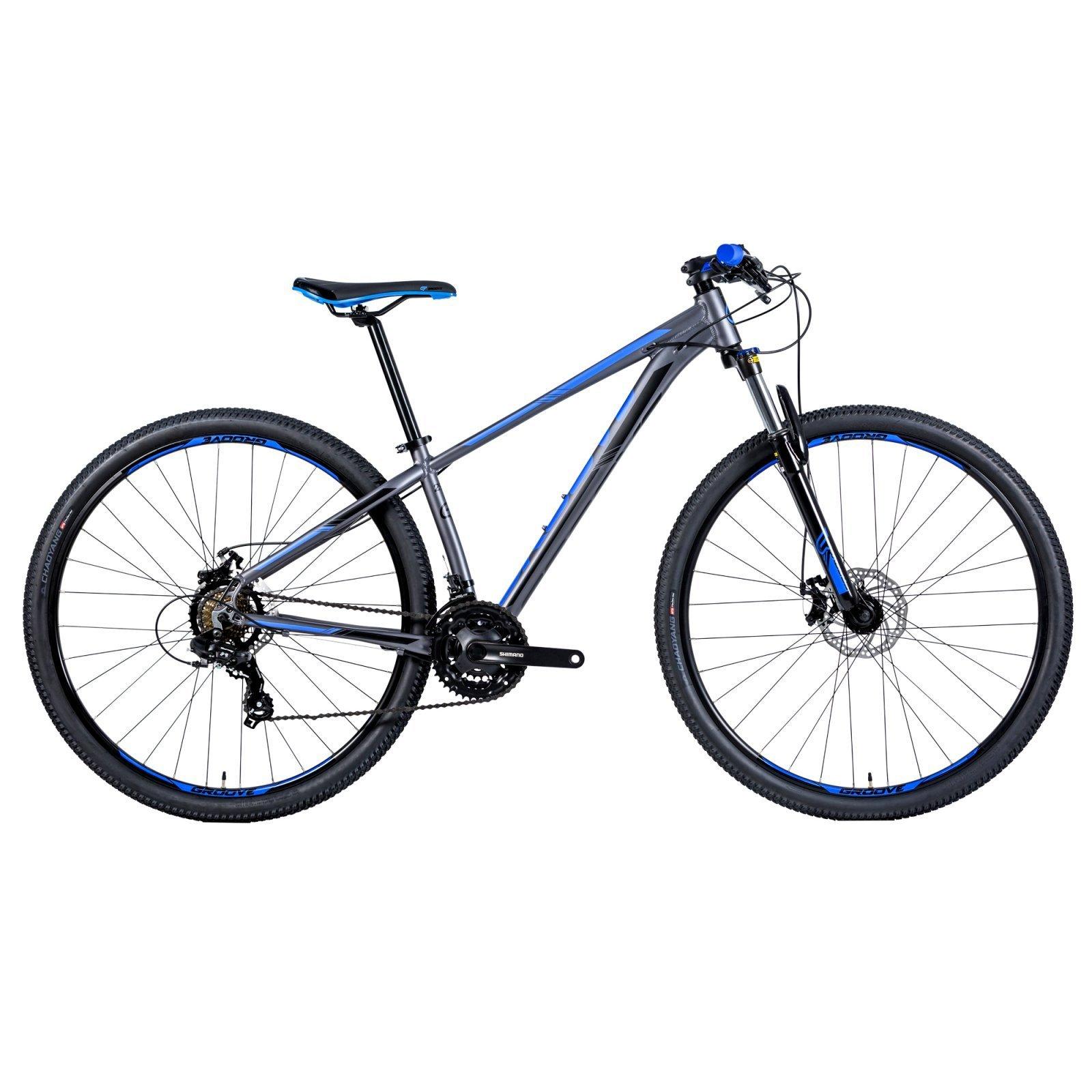 Bicicleta Groove Hype 10 21 vel - 2021