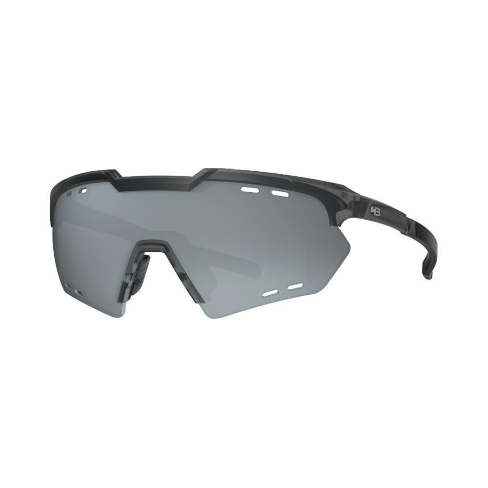 Óculos HB Shield Compact Road Matte Onix / Silver
