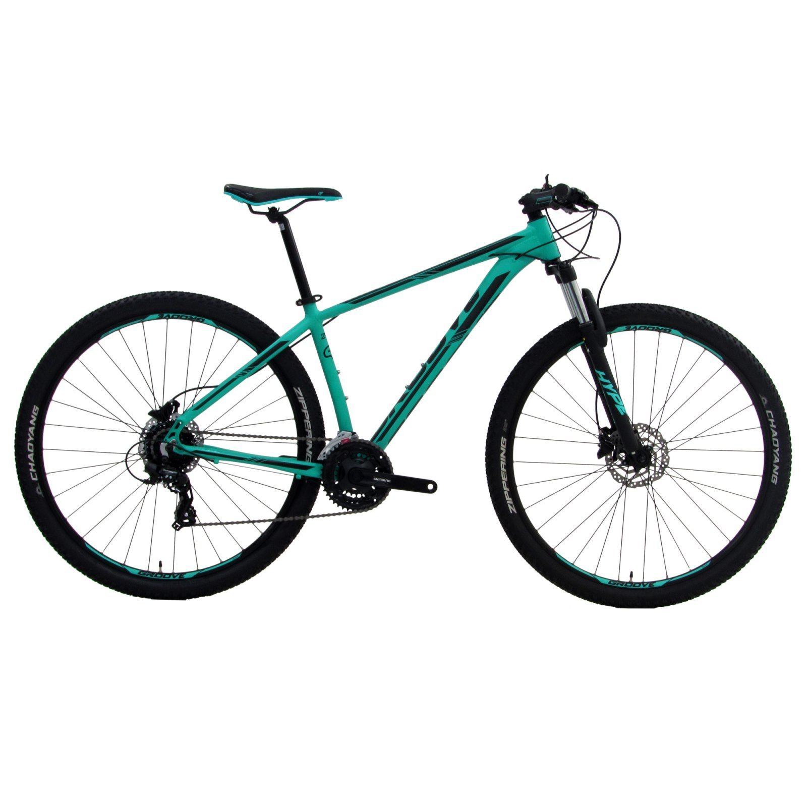Bicicleta Groove Hype 50 HD 24vel 2021