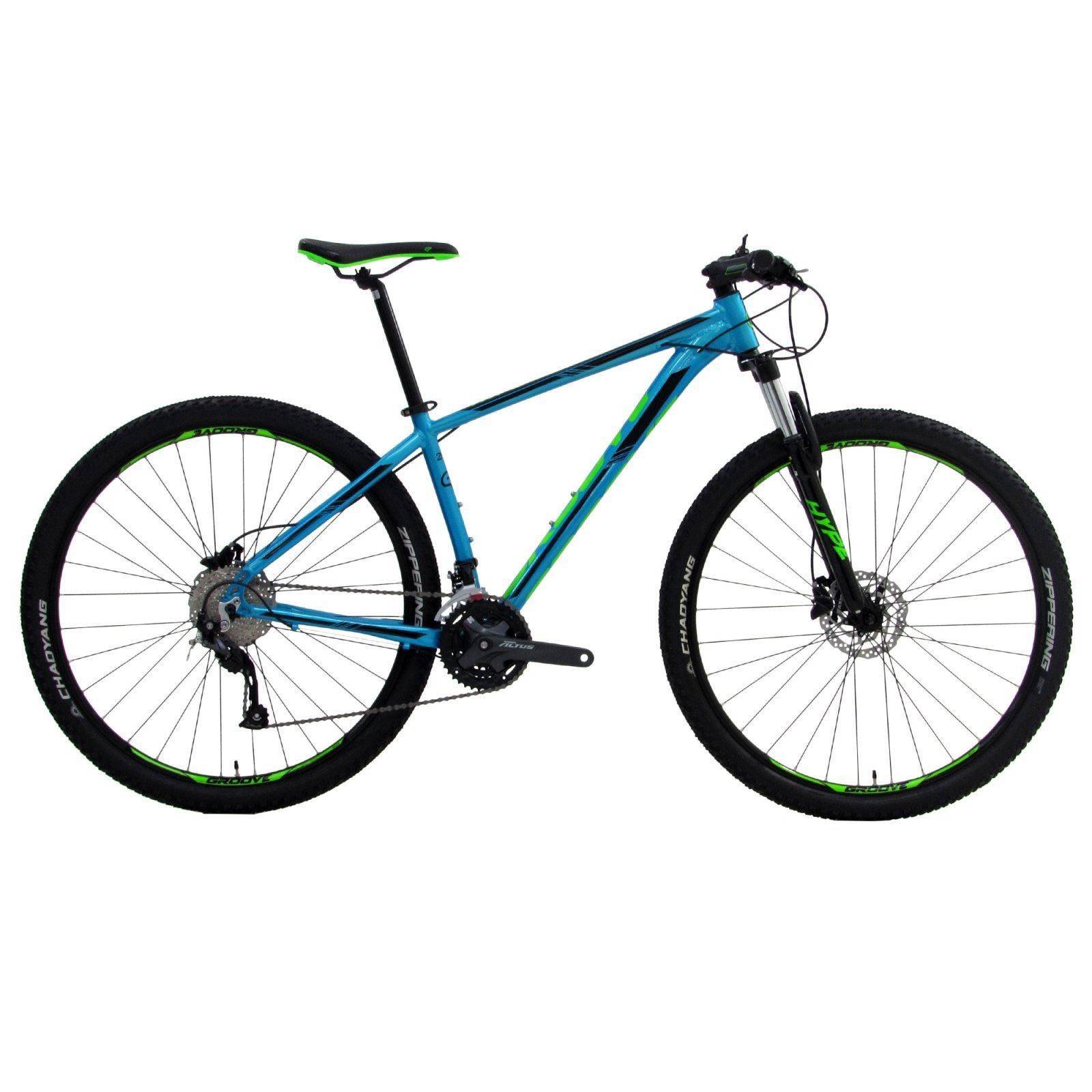 Bicicleta Groove Hype 70 HD 27 vel 2021
