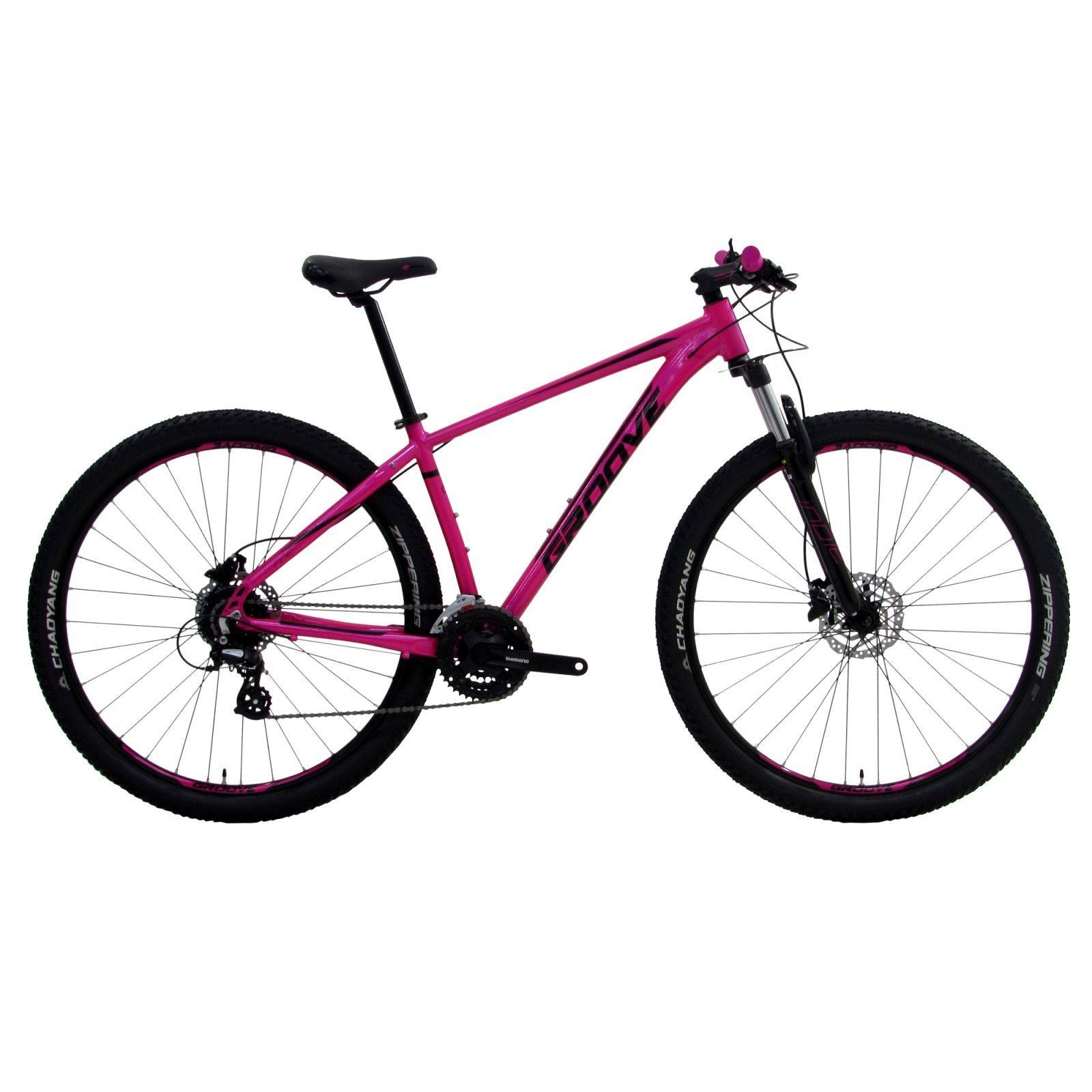 Bicicleta Groove Indie HD Feminina 24vel 2021