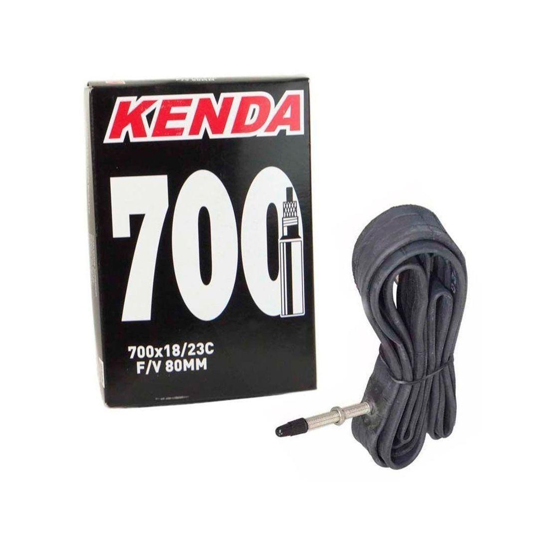 Câmara de Ar Kenda 700x18/23 Presta 80mm
