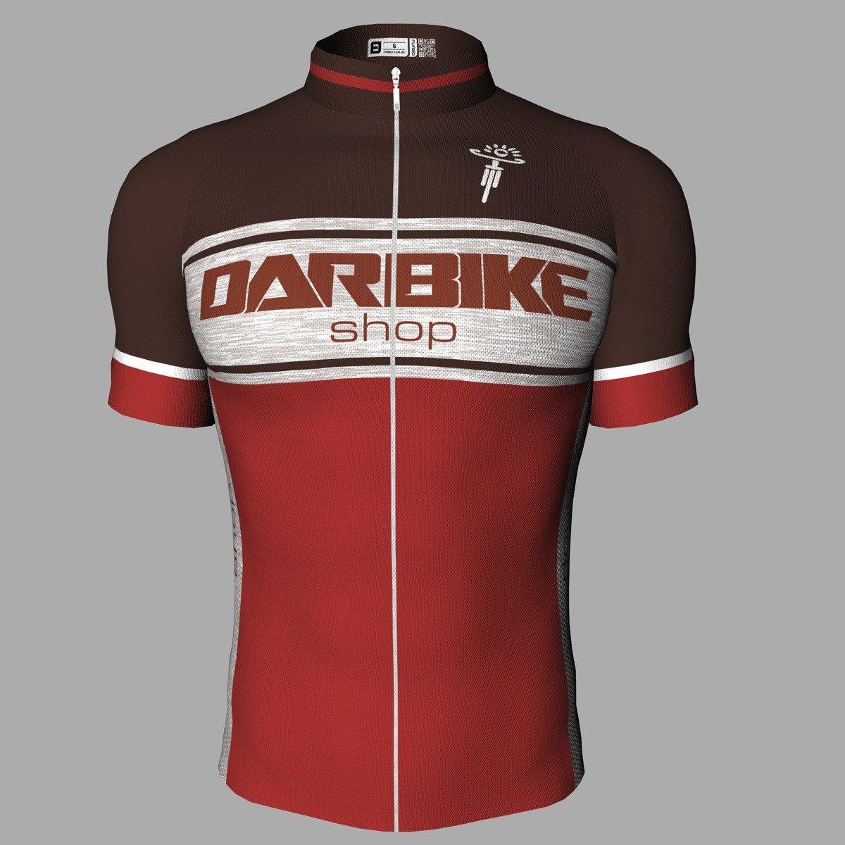 Camisa Team Darbike Shop Unissex