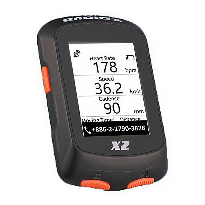 Ciclocomputador GPS Xplova X2