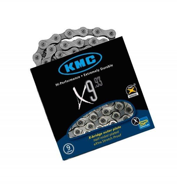 Corrente KMC X9.93 9vel