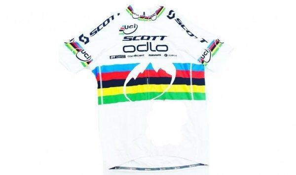 Camisa Sport Xtreme Scott Odlo WC
