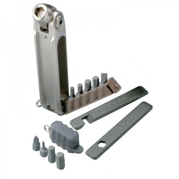 kit de Ferramentas Topeak Tool Bar 11/Funções