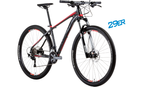 Bicicleta Groove Riff 50 29er MTB Aro 29
