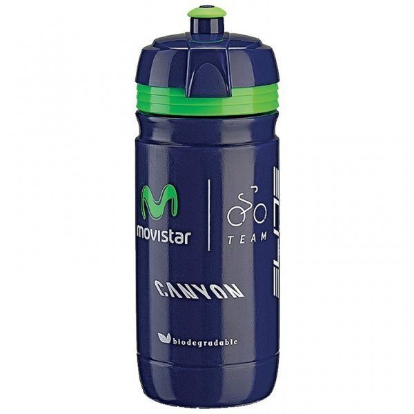 Garrafa Elite Corsa Team Movistar 550ml