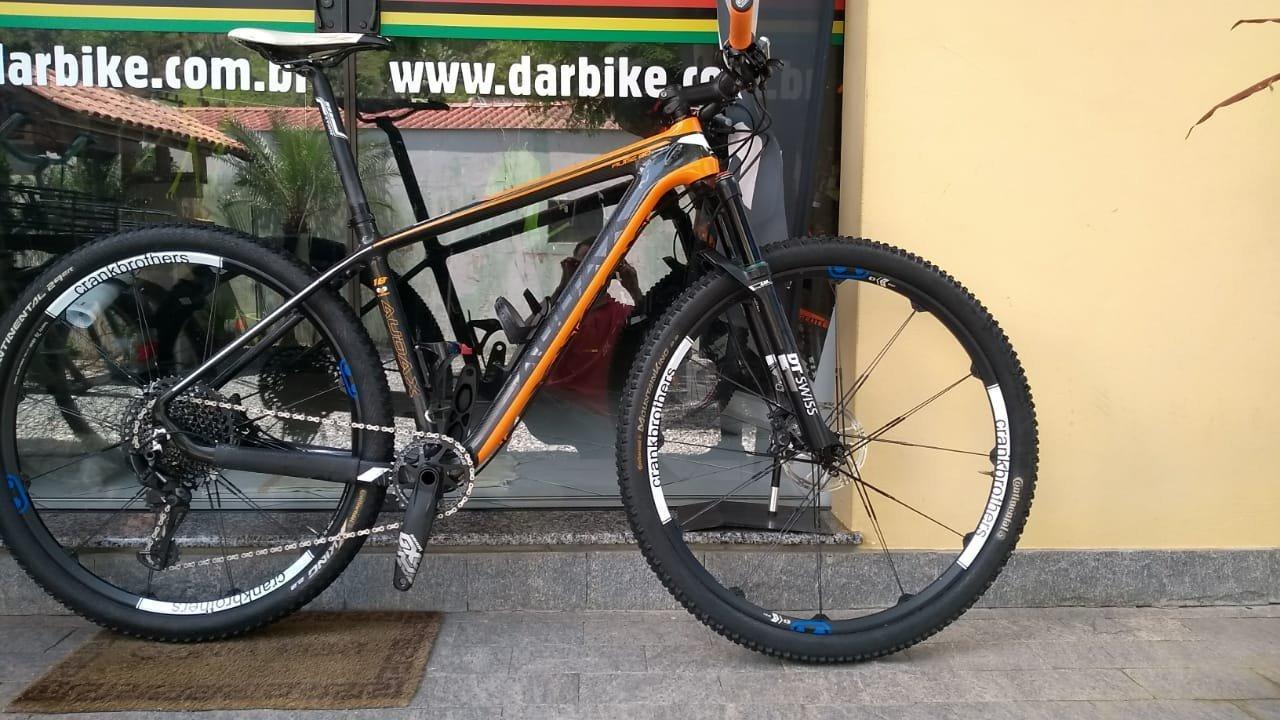 Bicicleta Audax Auge Carbon Aro 29 - Sram Eagle 12vel