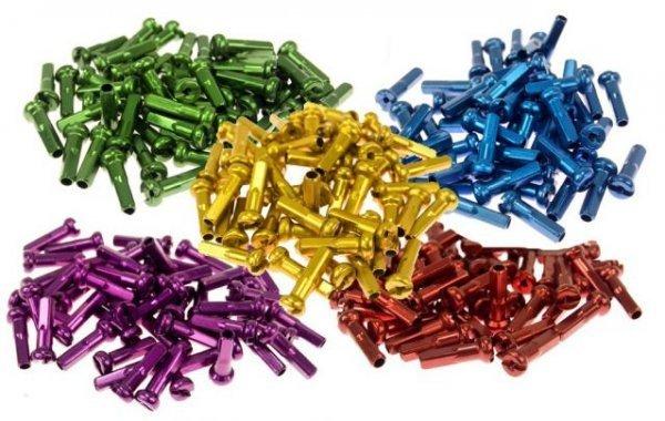 Nipple Colorido de Aluminio Member