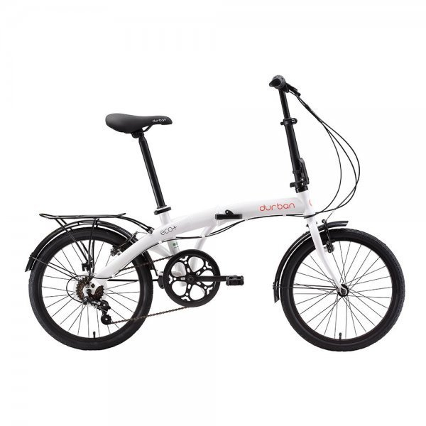 Bicicleta Dobrável Durban Eco+ Aro 20