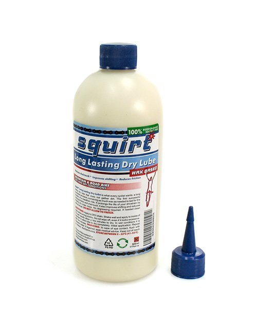 Lubrificante Squirt à Base de Cera - 500ml