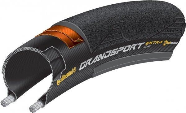 Pneu Continental Grand Sport Extra 700x23