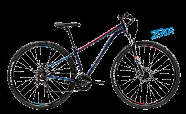 Bicicleta Groove Hype 50 29er 24vel - 2017