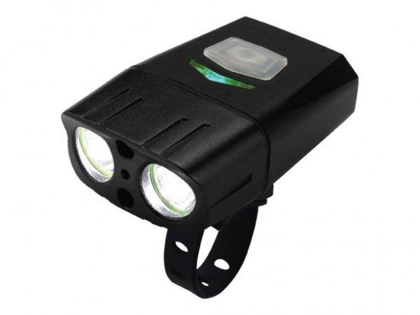 Farol Q-lite Xeccon Link Duo 600 Lumens - Recarregável