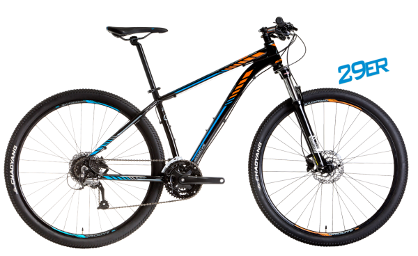 Bicicleta Groove Ska 70 29er 2017 - 27vel