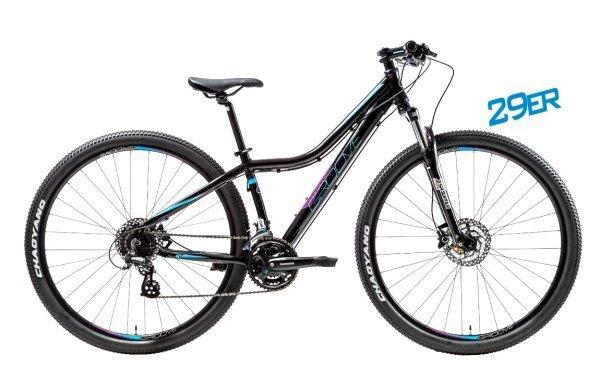Bicicleta Groove Indie 29er MTB Feminina Disc Aro 29