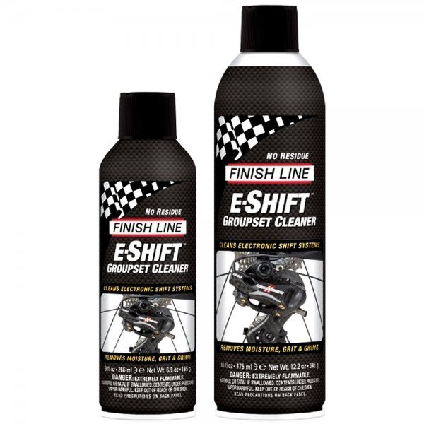 Limpador  de Câmbio Eletronico Finish Line E-Shift 270ml