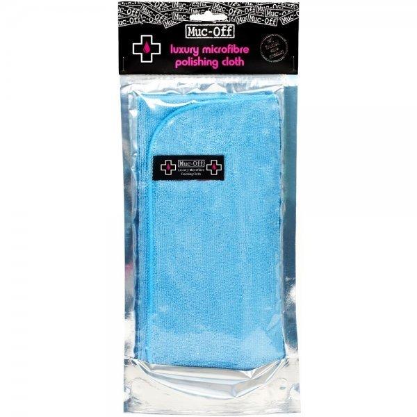 Toalha Muc-Off Luxury Microfibre Polishing Cloth em Microfibra para Polimento