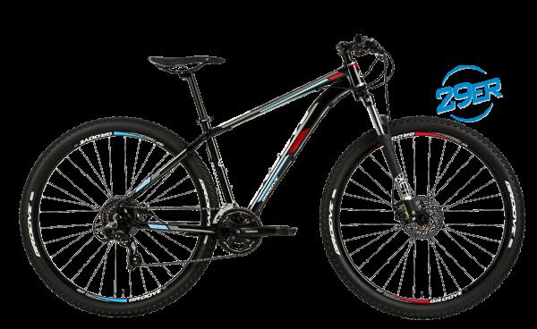 Bicicleta Mtb Groove SKA 50 29er 24vel - 2017