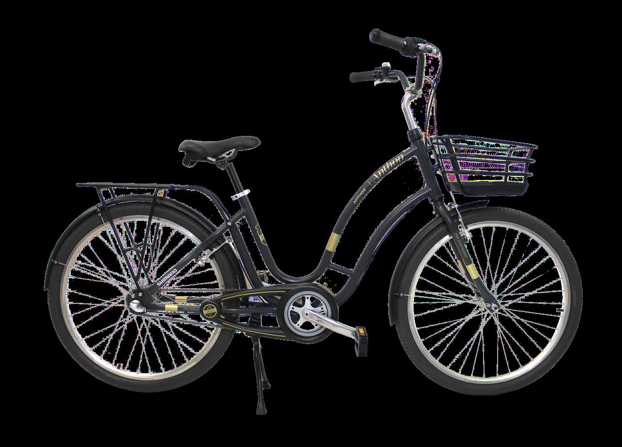 Bicicleta Nathor Anthon  Aro 26 Nexus 3 vel - Urbana