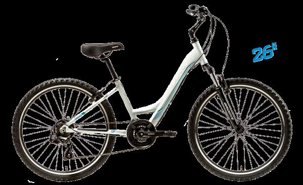 Bicicleta Groove Dubstep Confort Aro 26 - 21vel