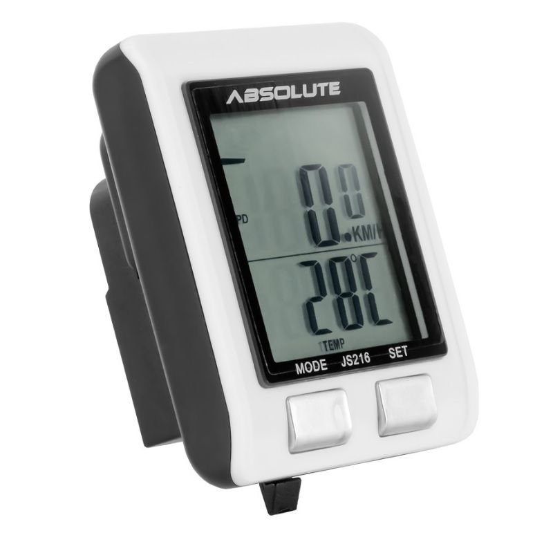 Ciclo Computador Absolute JS-2162 IRI X 13 Wirelles c/ Monitor Cardiáco