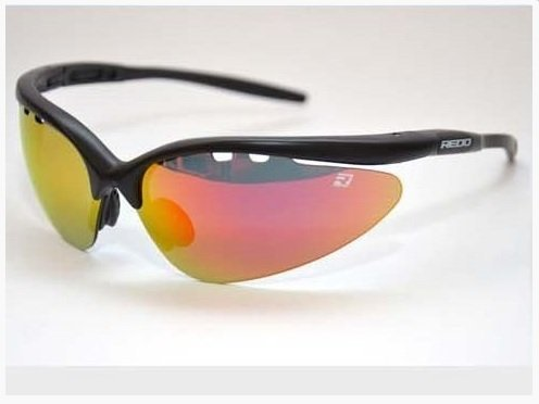 Óculos REDD Attack R-10699PB - 5 Lentes Intercambiáveis