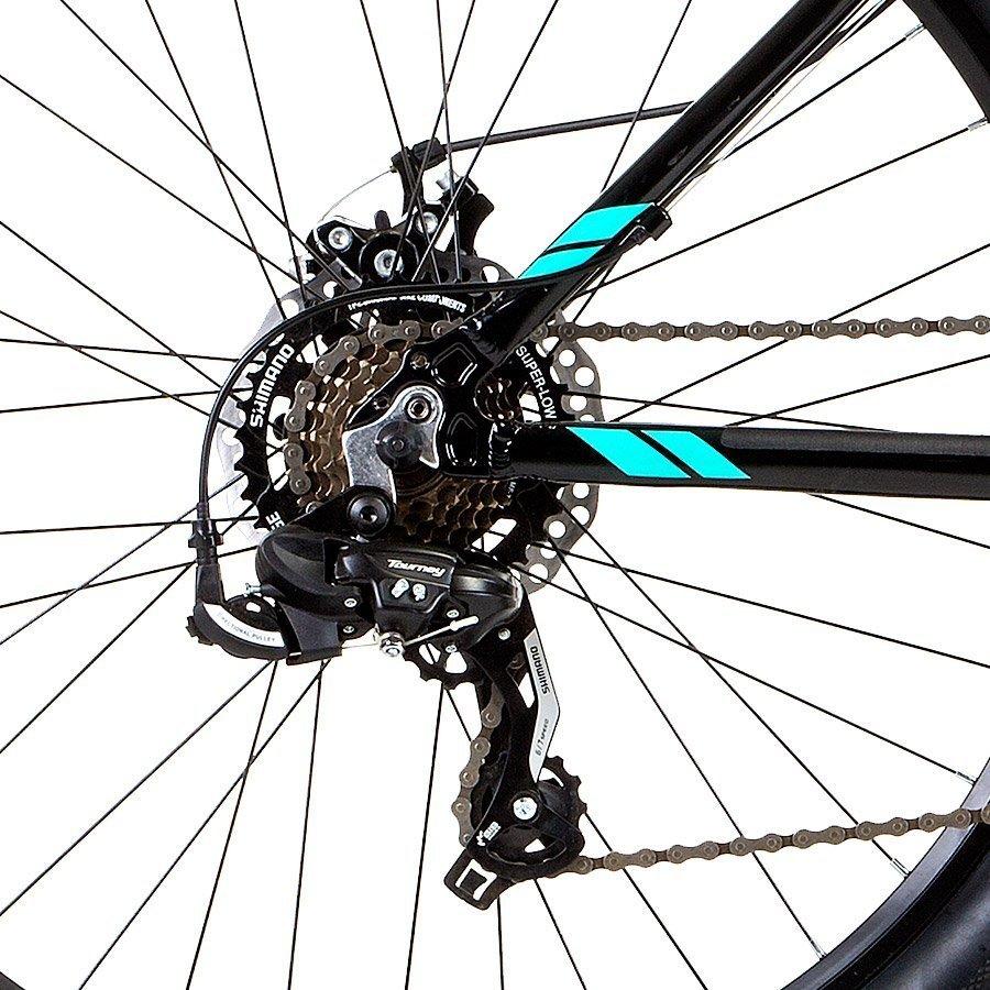 Bicicleta Groove Shuffle Disc Masculina Confort & Urbana Aro 26 2017