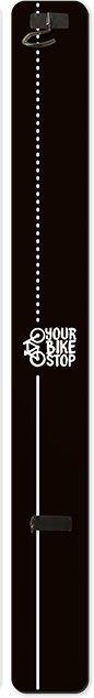 Suporte de parede Your Bike Stop com Gancho para Bicicleta YBS-26