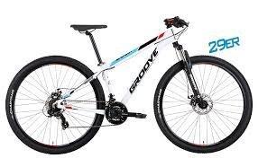 Bicicleta Groove ZOUK Disc 29er MTB Aro 29