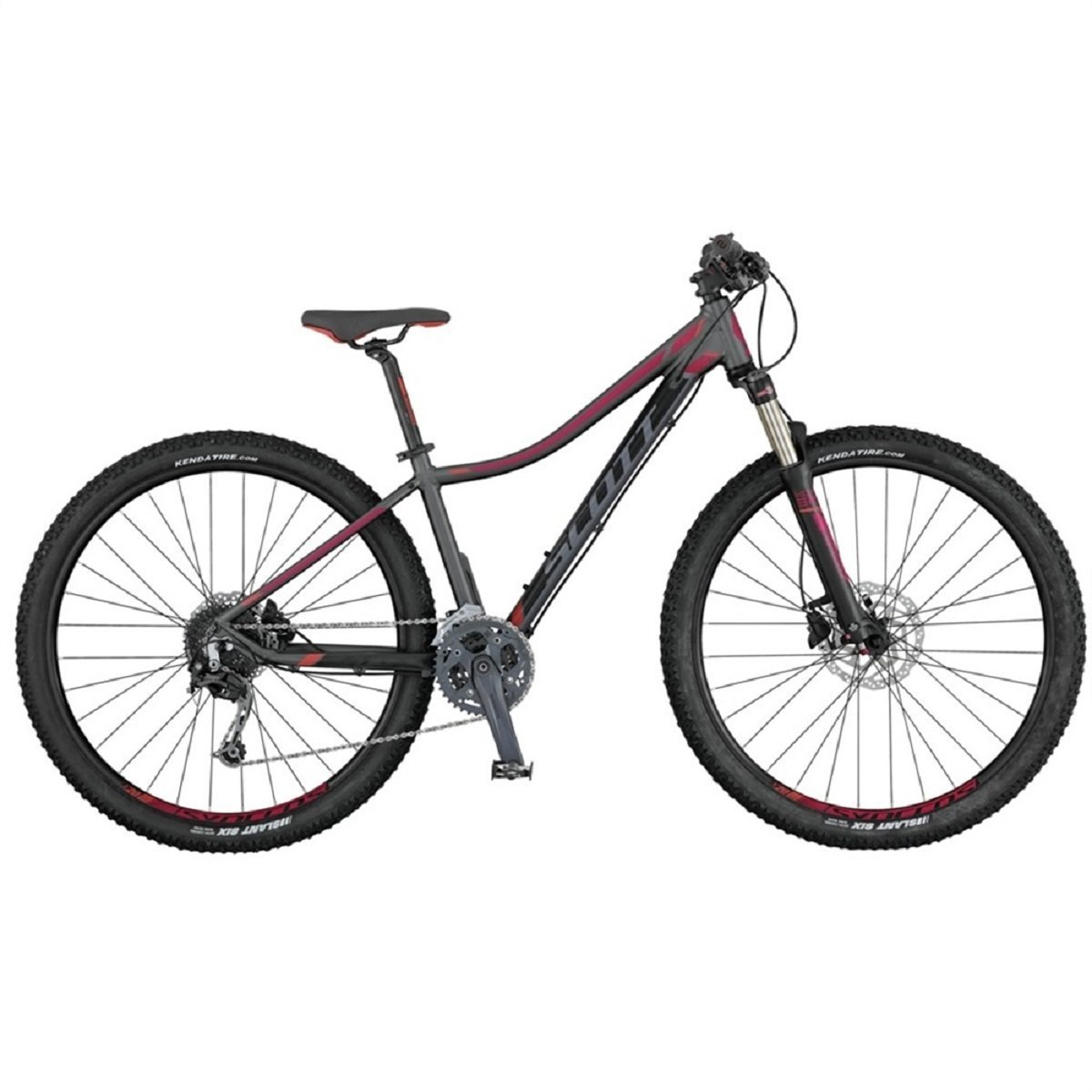 Bicicleta Scott Contessa 710 Feminina Aro 27.5