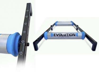 Rolo de Treino Easy Scroll Evolution para MTB