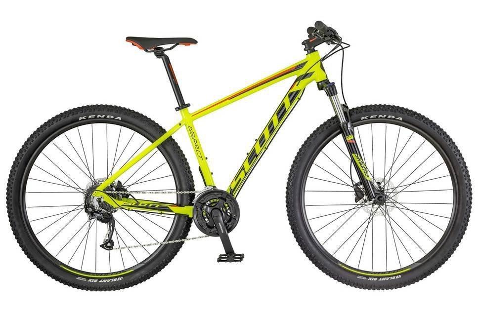 Bicicleta Scott Aspect 950 Aro 29 24vel 2018
