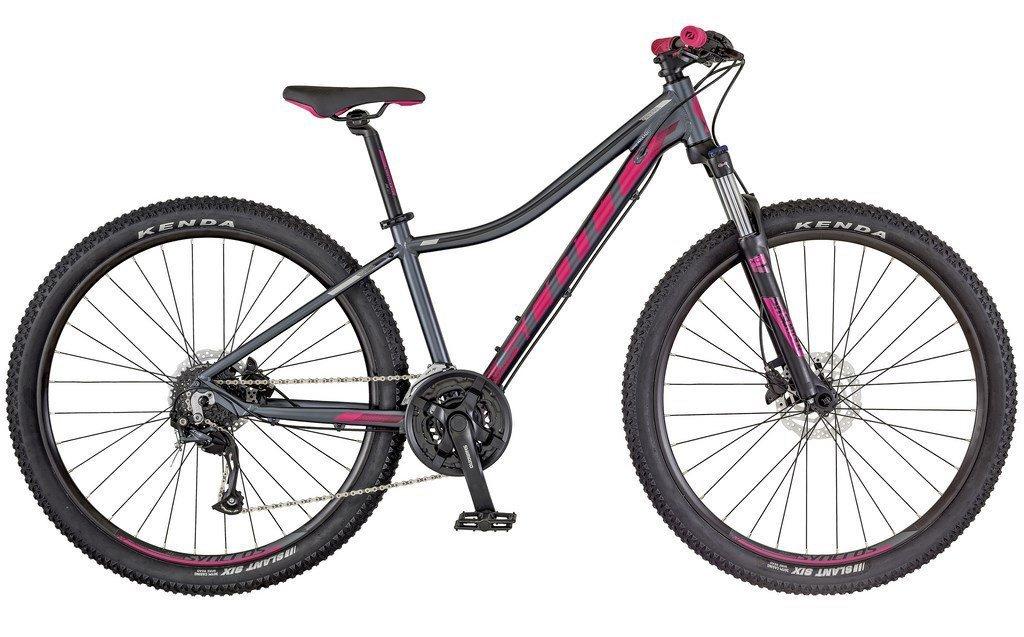 Bicicleta Scott Contessa 720 Feminina Aro 27.5 2018