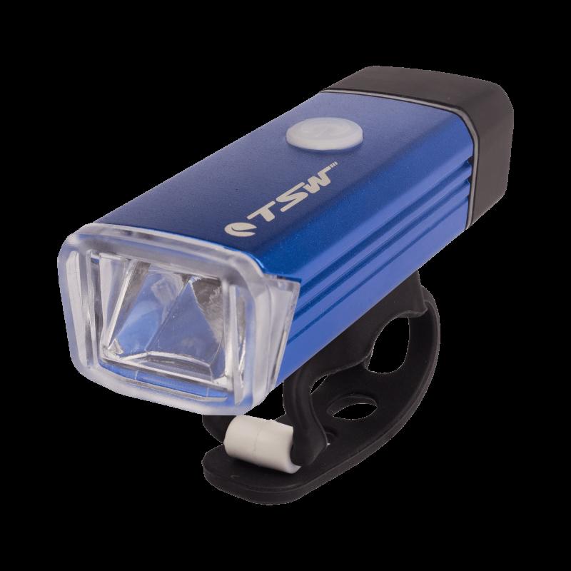 Farol TSW Recarregável USB 180 Lumens