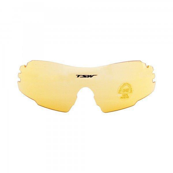 Óculos TSW Vitalux - Preto/Amarelo 2 lentes